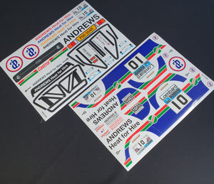 Andrews Mk2 decal set - L&L models