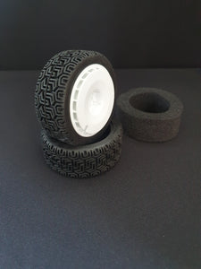 Gravel tyres 26mm 2pcs - L&L models