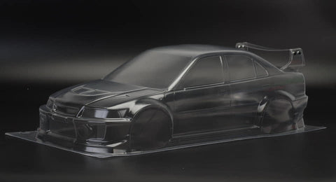 Mitsubishi Evo 5 Shell 190mm