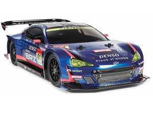 Tamiya BRZ R And D Sport 14 Fuji Body Shell 51575