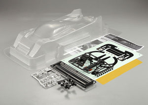 KILLERBODY LANCIA LC2 1/12 CLEAR BODY KB48394
