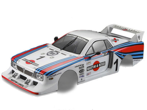 Killer Body Lancia Beta Montecarlo Rally-Racing Ready to Use KB48391