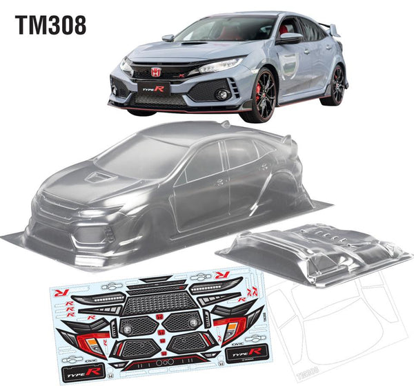 TM308 Honda fk8 mini 210mm - L&L models