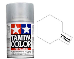 Tamiya 100ml TS-65 Pearl Clear # 85065