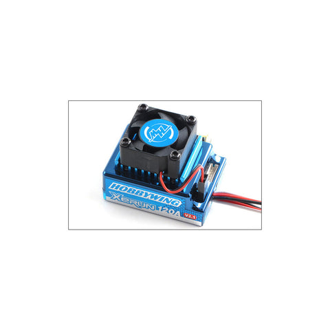 XERUN - V2.1 - BL - ESC - 120A - BLUE Item No. HW81020170