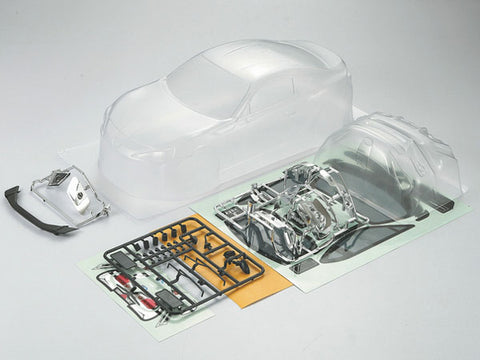 Killer Subaru BRZ - 195mm Body Clear - Kit - Clear KB48575