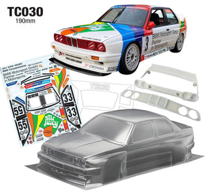 TC030 Mr JUICY BMW E30 190mm - L&L models