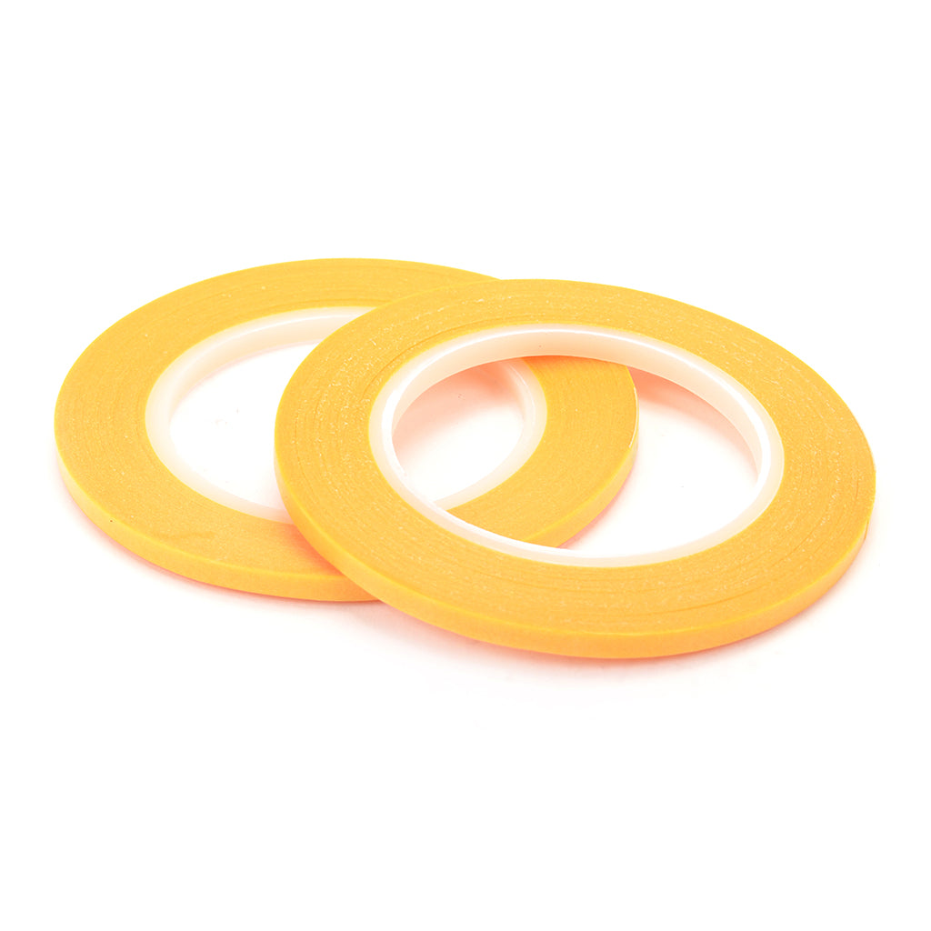 #CR542 PRECISION MASKING TAPE 3MM X 18M - 2PCS - L&L models