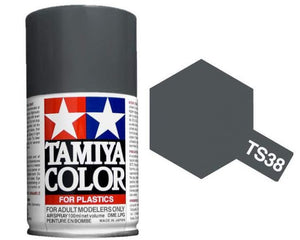 Tamiya 100ml TS-38 Gun Metal # 85038