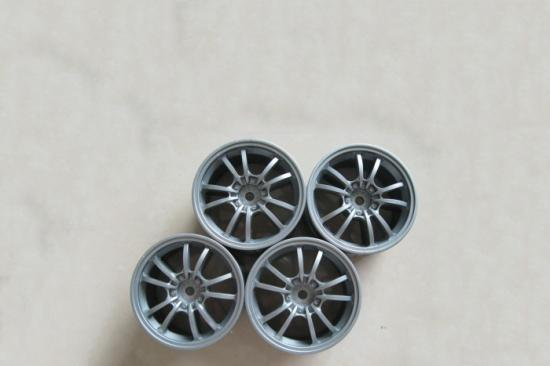 Tamiya Wheels (2Pcs0 For 58385