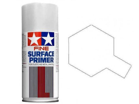Tamiya Fine Surface Primer - White 87044