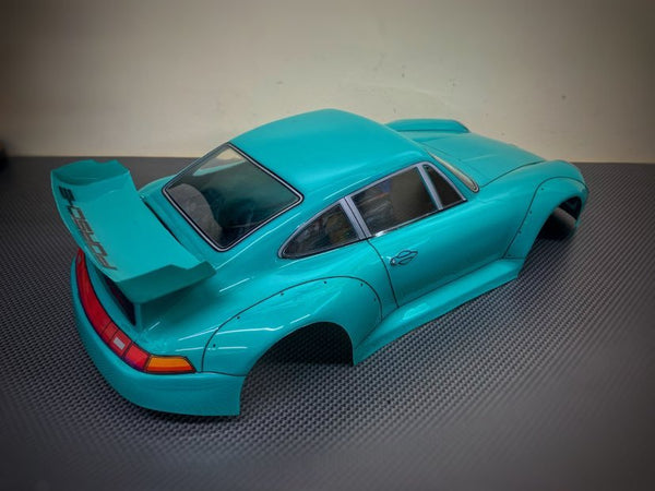 Porsche 911 GT2 Body 210mm M Chassis