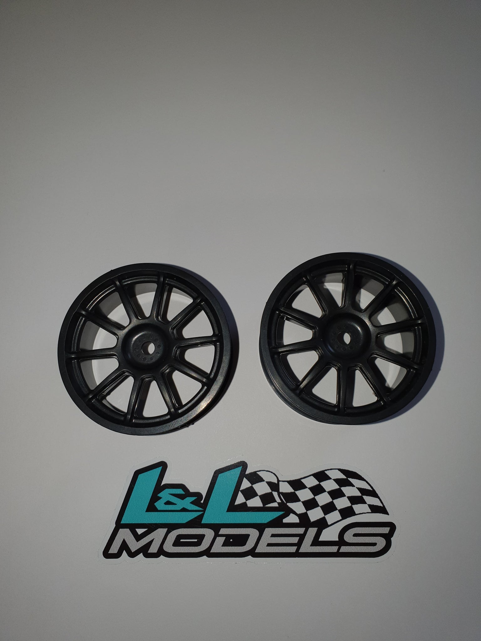 Tamiya RR Wheels (2pcs)