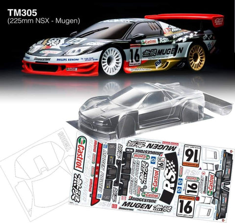 Honda NSX 225mm M chassis
