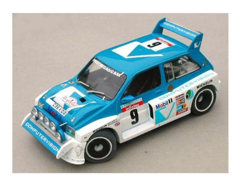6R4 TT02 10th Rally Body 190MM - L&L models