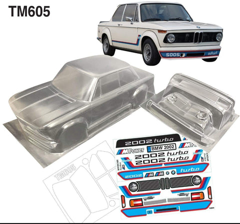 TM605 BMW 2002 225mm - L&L models