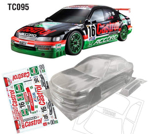 TC095 Honda Accord Castrol - L&L models