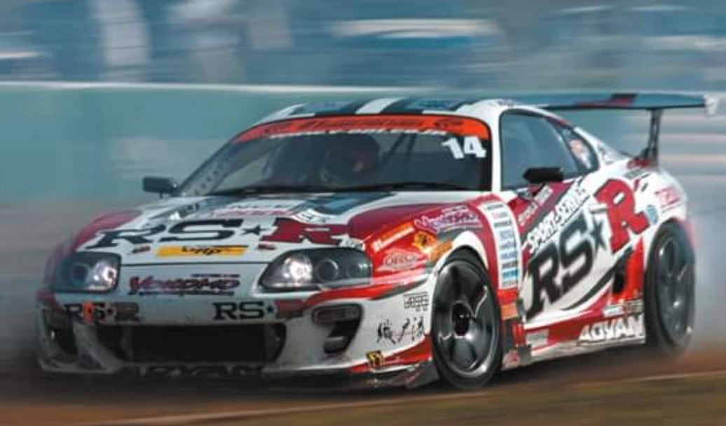 TC054 Toyota Supra GT500 Body - L&L models