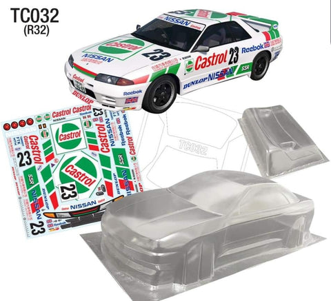 TC032 GTR R32 - L&L models