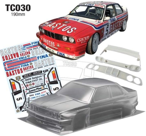 TC030 Bastos BMW E30 190mm - L&L models
