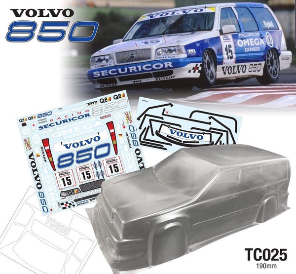 TC025 Controlfreax volvo 850 estate - L&L models