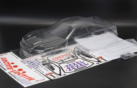 TC034 GTR R34 - L&L models