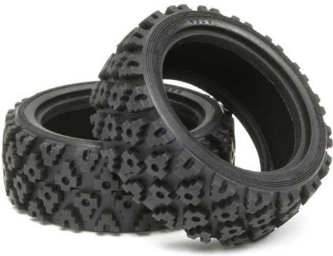 Tamiya Rally Block Tyre (2) 50476 - L&L models