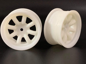 Minilite Rally Wheels (2pcs) - L&L models
