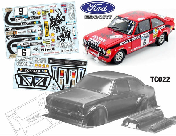 TC022 FORD ESCORT MK2 V2 COSSACK - L&L models