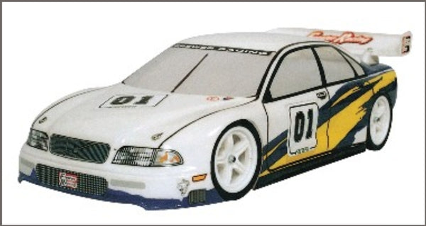 Frewer Racing Volvo S40 - L&L models
