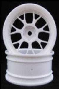 26mm 6mm offset BBS wheels 12mm hex (2pcs) 110005l