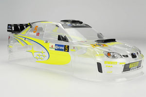 PROTOFORM TURISMO X-LITE WEIGHT BODYSHELL 190MM (CLEAR) - L&L models