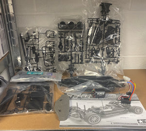 TT02 Chassis kit only