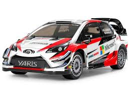 Tamiya Yaris Body Shell Kit - L&L models