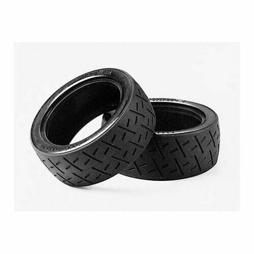 50810 Tamiya Racing Semi-slick Tyre X2