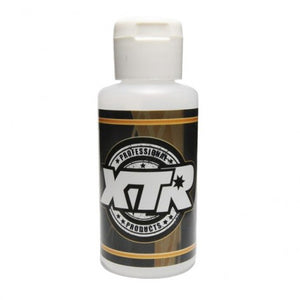 XTR-SIL-225 XTR 100% Pure Silicone Shock Oil 225cst (21.75wt) 80ml