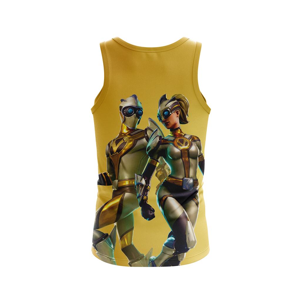 Fortnite Battle Royale Venture Venturion Epic Skins 3d Tank Top