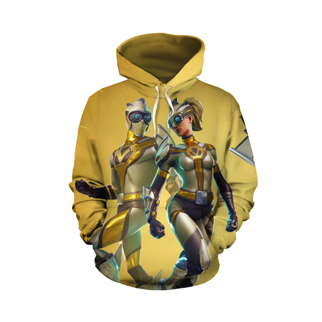 Fortnite Battle Royale Venture Venturion Epic Skins 3d Hoodie