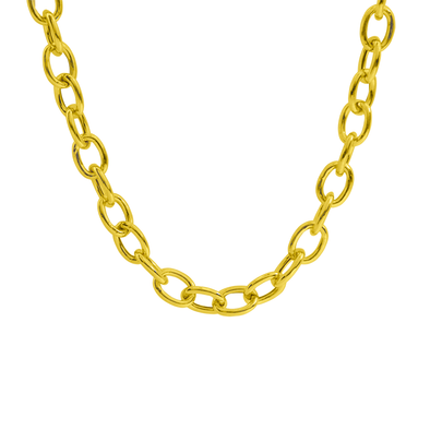 COLGANTE STACKING CHAIN ORO