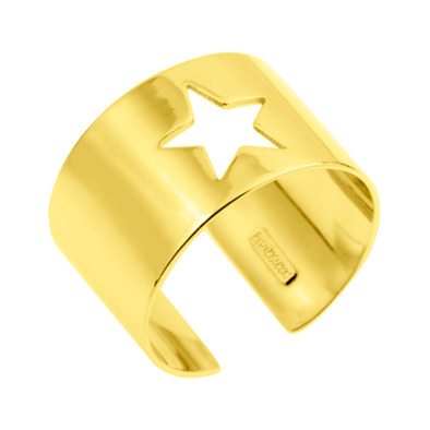 ANILLO STAR HOLE ORO