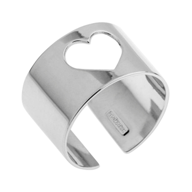 ANILLO LOVE HOLE PLATA