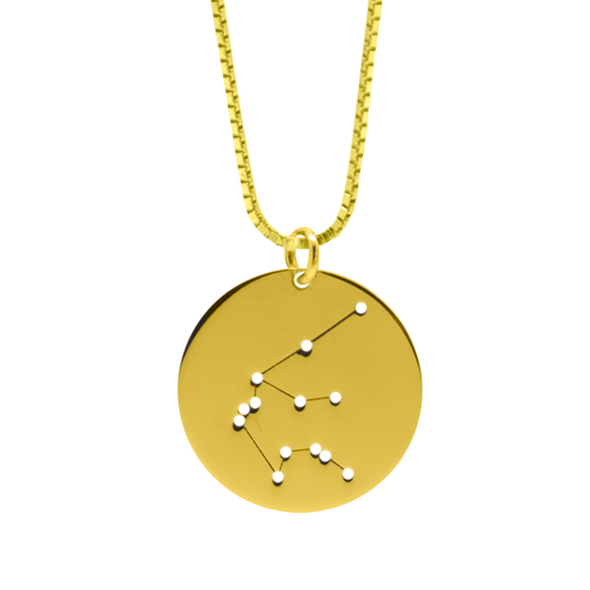 COLGANTE CONSTELLATION GOLD