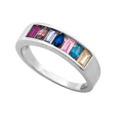 ANILLO LIGHTS PLATA