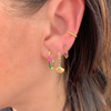PENDIENTES BIG FRUIT ORO