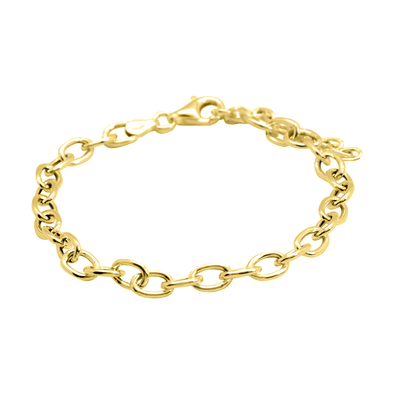 PULSERA CHAIN GOLD