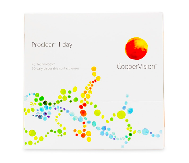 Proclear 1 Day (90 Pack) - Lensbox™