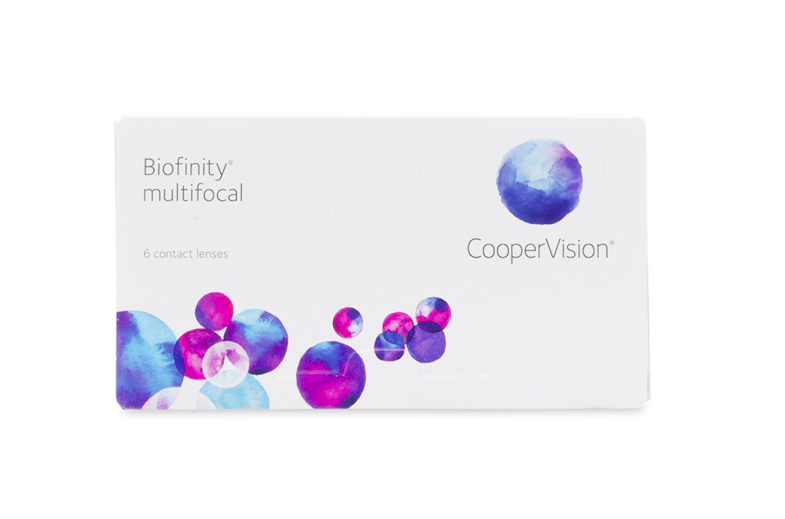 Biofinity Multifocal (6 Pack)