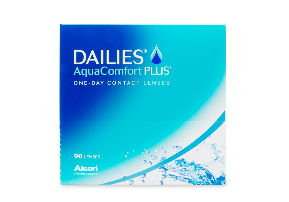 Dailies AquaComfort Plus (90 Pack)
