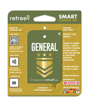 retreev SMART Bag / Luggage Tag - General