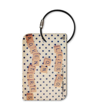retreev SMART Bag / Luggage Tag - Scrabble